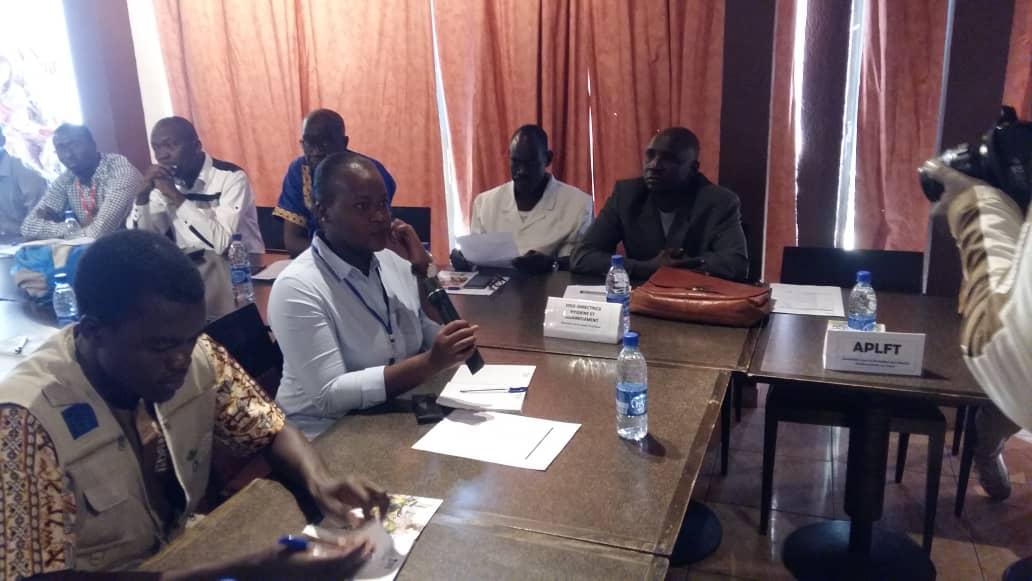 Tchad : l'assainissement dans les établissements sanitaires préoccupe. ©Alwihda Info