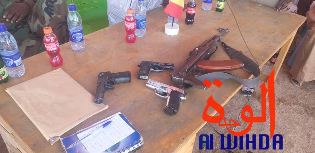 Tchad : à l'Est, la sensibilisation au désarmement porte ses fruits