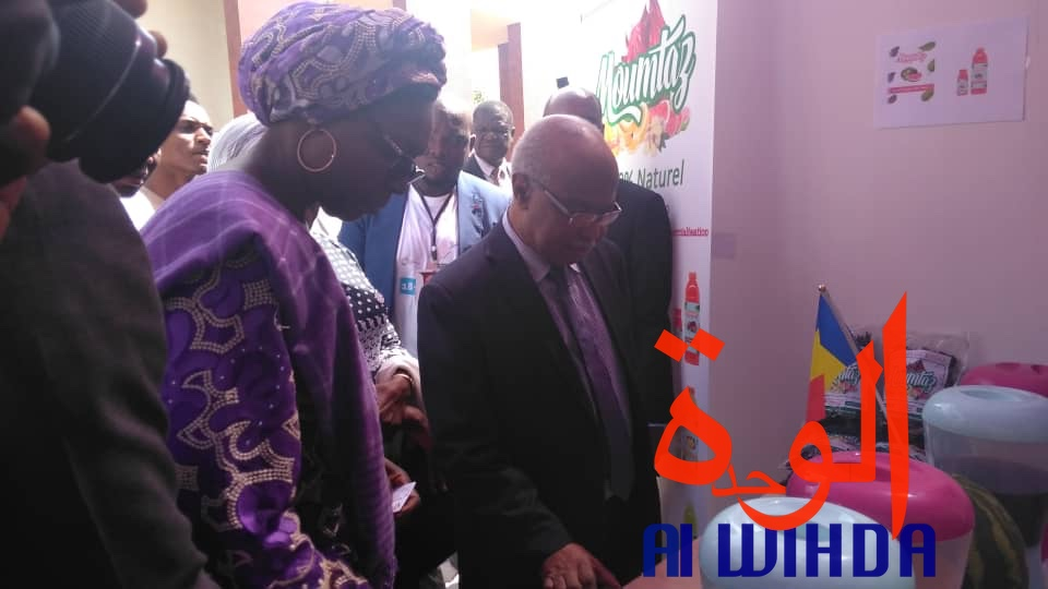 Tchad : la semaine mondiale de l'entrepreneuriat lancée à N'Djamena