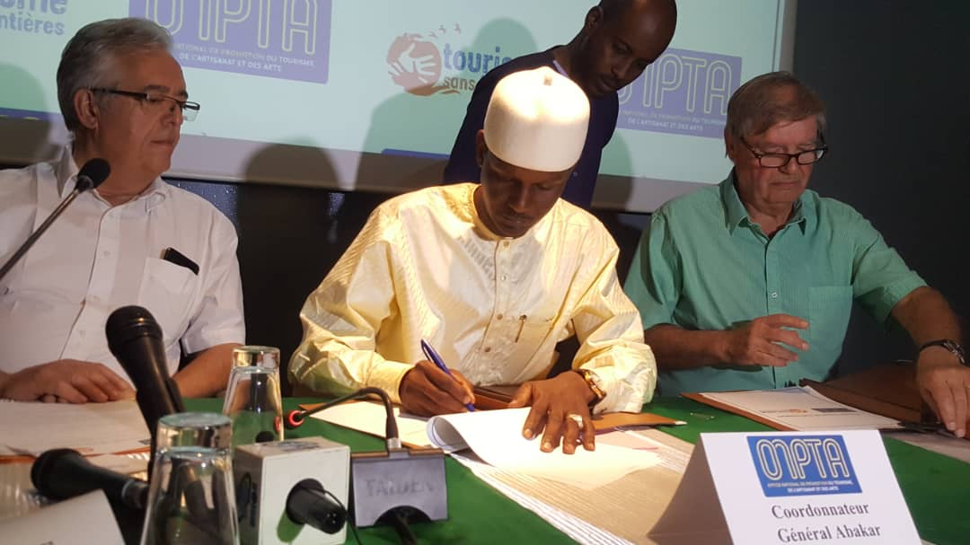 Tchad : l'ONPTA renforce ses partenariats pour dynamiser le secteur touristique. ©Alwihda Info
