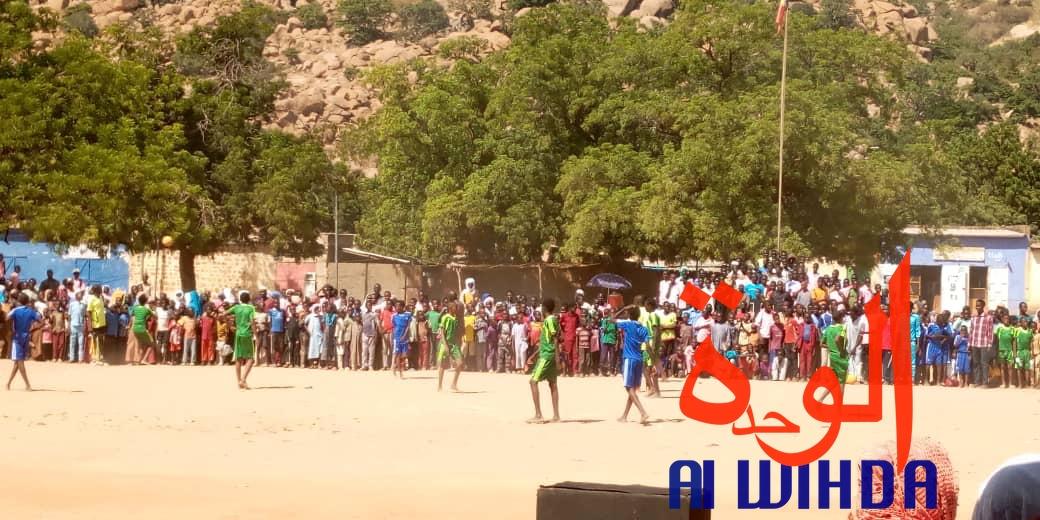 Tchad : les 30 ans de la convention sur les droits de l'enfant célébrés en province. © Alwihda Info