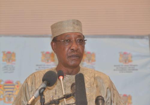 Diplomatie tchadienne : modernisme, performance et imagination, les maîtres-mots de Déby. © PR