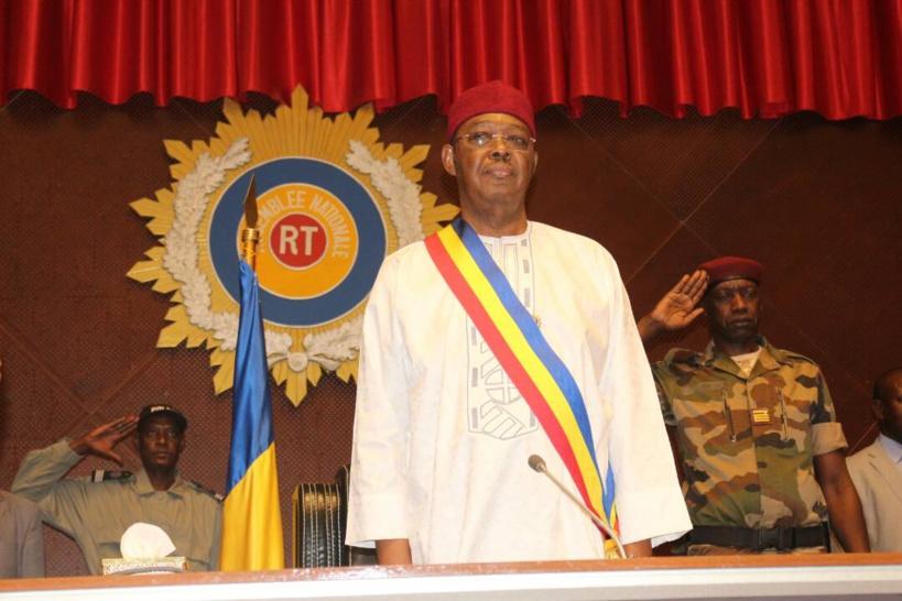 Le président de l'Assemblée nationale du Tchad, Haroun Kabadi. © DR