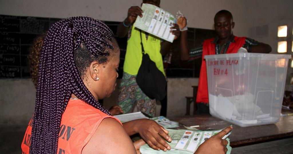 Des élections au Togo. Illustration. © DR