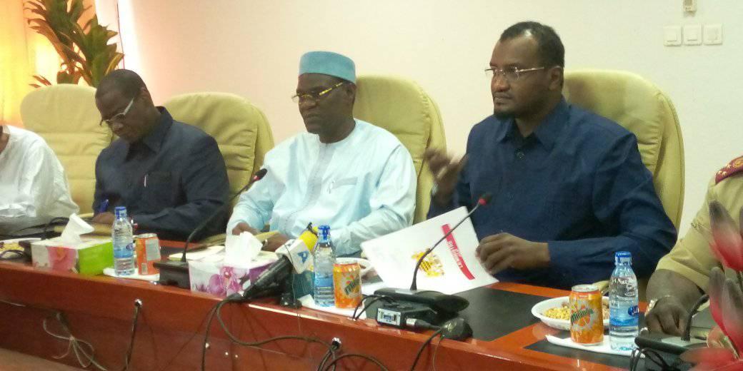 Tchad : les autorités font le bilan de l'état d'urgence, 3 mois après son instauration. © DR/MD
