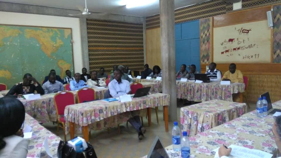 Tchad : la presse formée sur le traitement médiatique des élections. © Alwihda Info