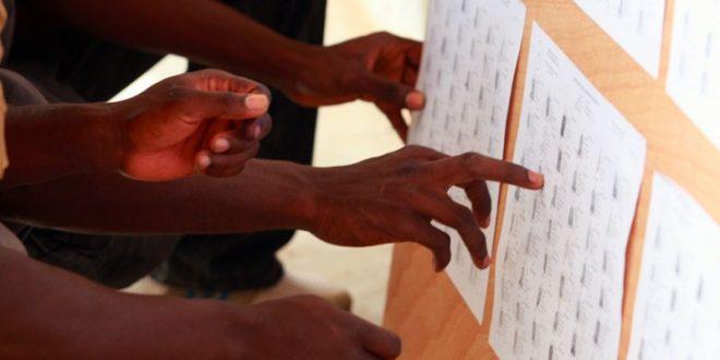 L'opération de révision des listes électorales a pris fin ce lundi au Togo et dans les ambassades à l'étranger. © DR