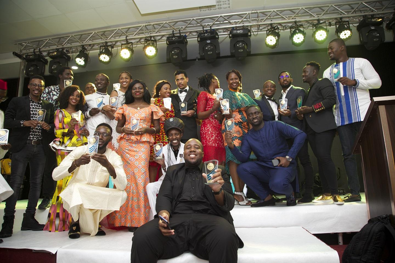 Daraja Haïdara du Mali remporte le Grand Prix 2019 des Africa 3535. © DR
