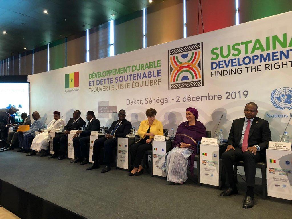 Afrique : le défi de l'équilibre entre le développement durable et la dette soutenable. © DR