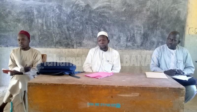 Tchad : une formation des directeurs d'écoles de zones des crises humanitaires lancée à Am-Timan. © Alwihda Info/M.A.K.