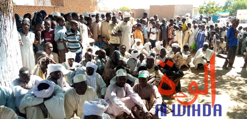 Tchad : au Sila, les autorités provinciales déterminées à pacifier la zone. © Alwihda Info