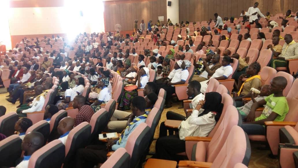 Tchad : l'Église adventiste célèbre ses 50 ans à N'Djamena. © Alwihda Info