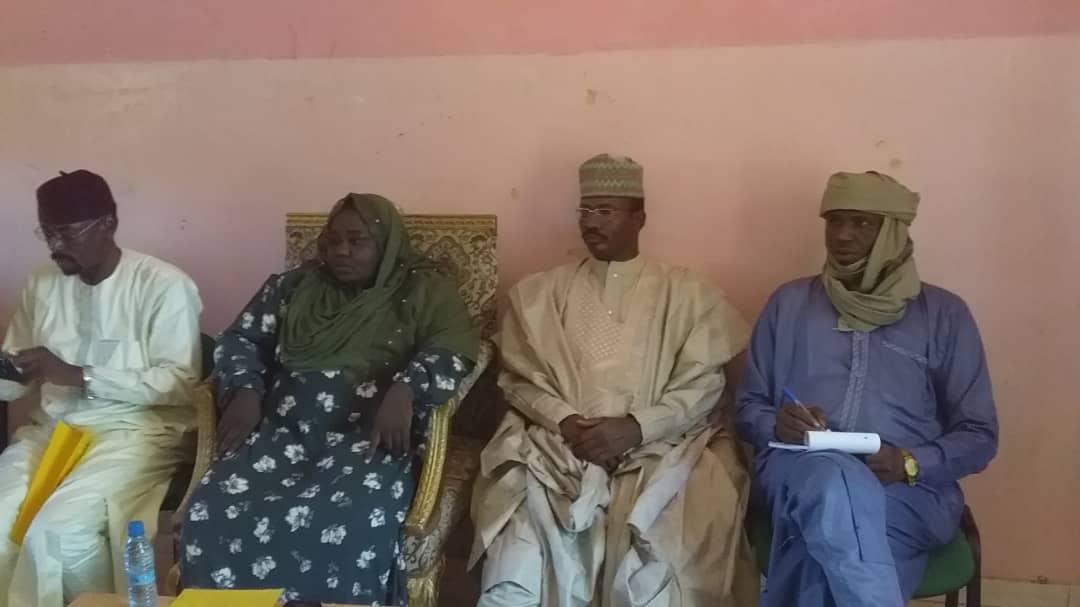Tchad : les violences contre les femmes au centre d'un débat à Ati. © Alwihda Info