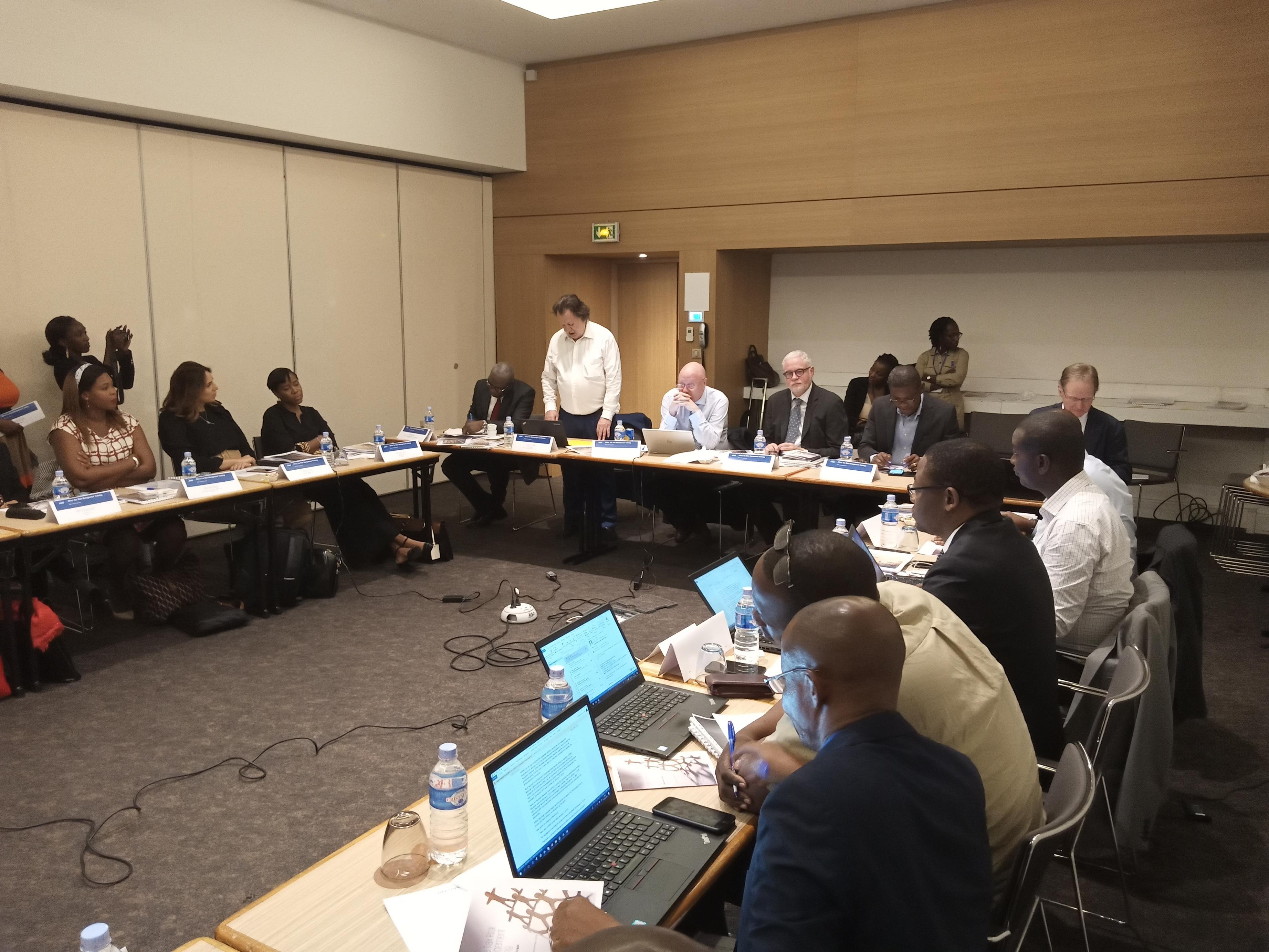 Côte d'Ivoire/Renforcement des capacités : Les équipes de KPMG Afrique formées à la maîtrise et gestions des risques fiscaux et juridiques