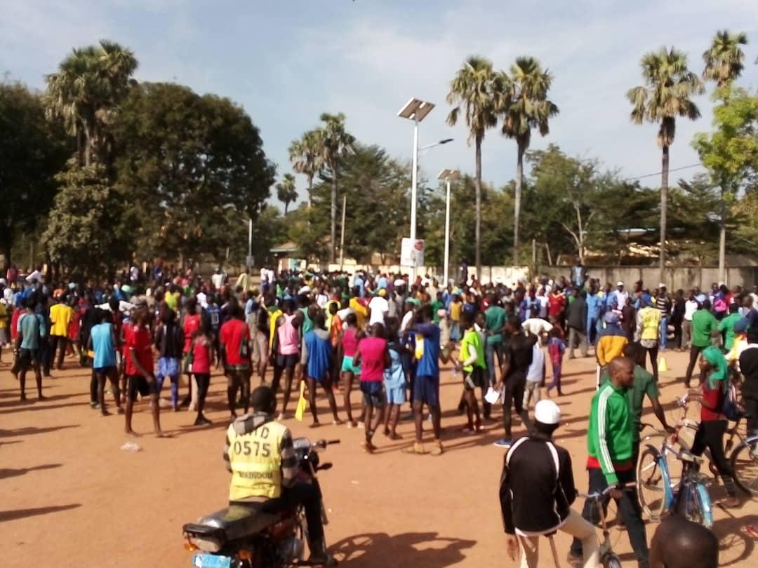 Tchad : des exploits lors du 14e semi-marathon de Moundou. ©Alwihda Info/G.A.