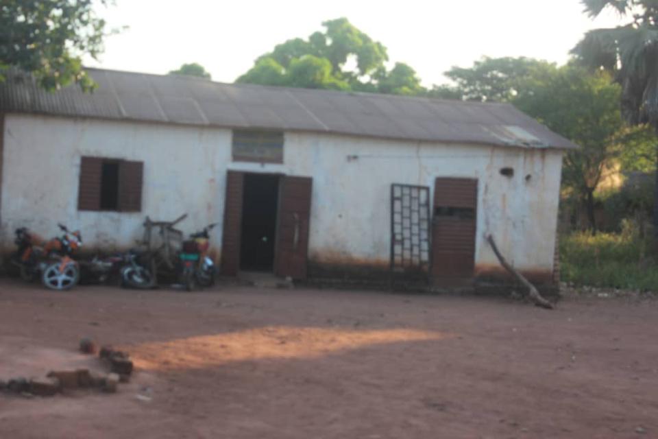 La gendarmerie de Bodo au Tchad. Crédits : Alwihda Info/Golmen Ali