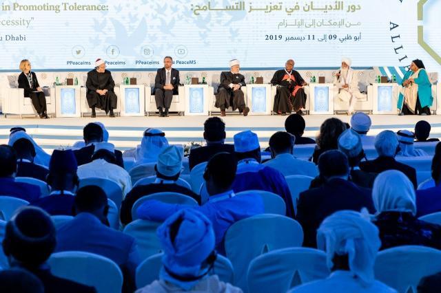 Une nouvelle charte cherche à mobiliser un soutien mondial pour la tolérance et à la liberté religieuse. © Aetos Wire