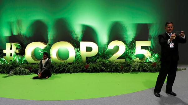 COP25 à Madrid, conférence de l'ONU sur le climat - © REUTERS/Susana Vera.