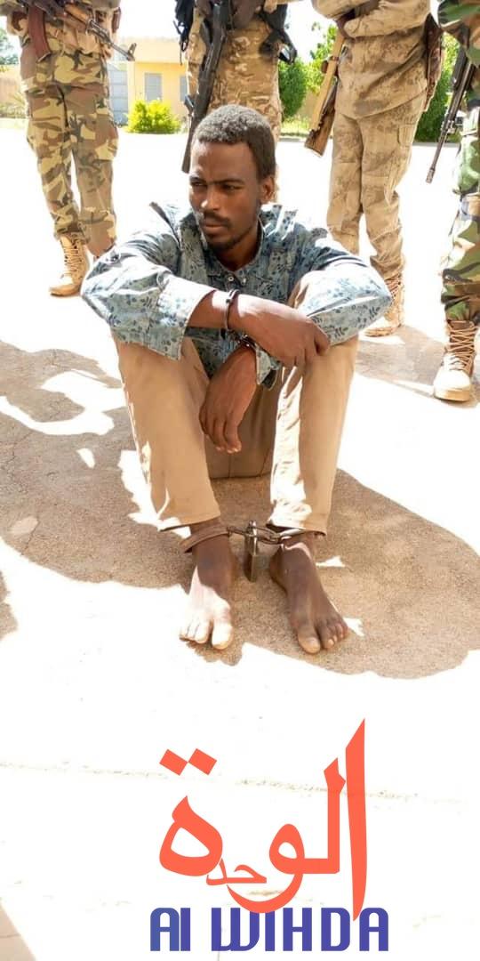 Tchad : un meurtrier présumé arrêté après la mort d'un commerçant. © Alwihda Info