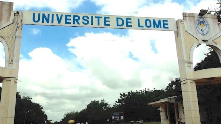 L'Université de Lomé. Illustration. © DR