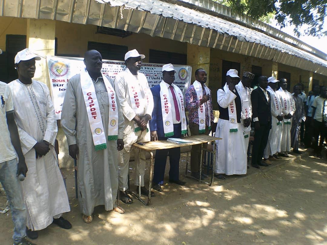 Tchad : la sensibilisation pour la tolérance s'invite dans les écoles. © Alwihda Info