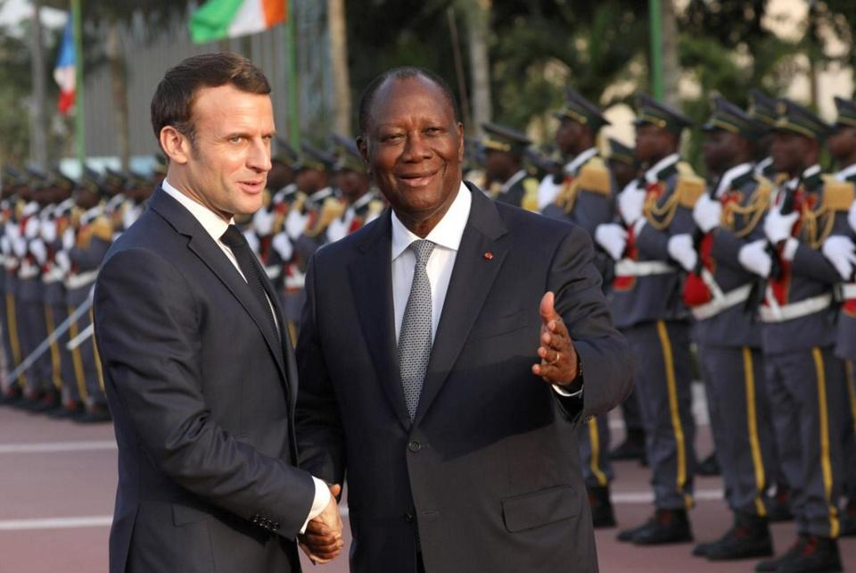 """Réforme du Franc CFA : """"La France n'a rien à cacher"""", assure Emmanuel Macron.© DR"""