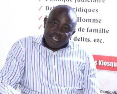Christophe Bobiokono, directeur de publication de Kalara.