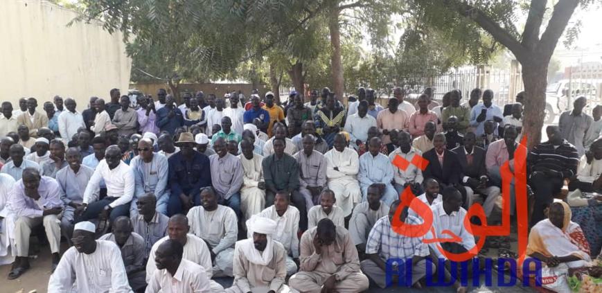 """Tchad : restauration """"partielle"""" des primes, indemnités et AGS des travailleurs en 2020. © Alwihda Info"""