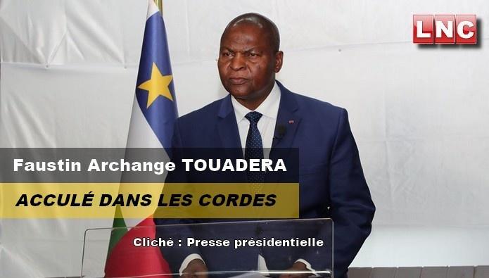 Centrafrique : Discours de Touadera pour le nouvel an, « Le douloureux réveil de l'illusionniste ». © LNC