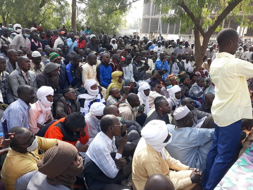 Tchad : les travailleurs du secteur public entament une grève de trois jours dès demain