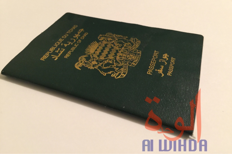 Henley Passport Index : le passeport tchadien à la 89e place. © Alwihda Info