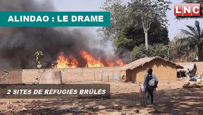 Centrafrique : Alindao, de nouveau dans les affres de la violence, une trentaine de morts