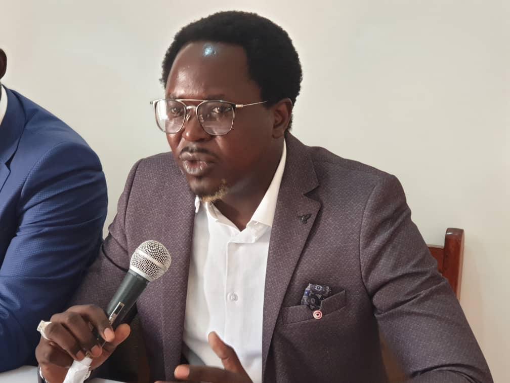 L'avocat de l'activiste de la société civile Tokama Kemaye, Maitre Nanadjingue Frederic. ©Alwihda Info