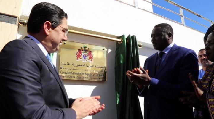 La République de Gambie a ouvert mardi un consulat général à Dakhla. © DR