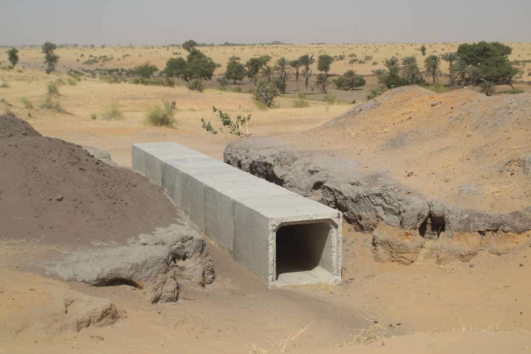 Route transsaharienne : de l'ambition et du retard dans le tronçon Tchad-Niger.