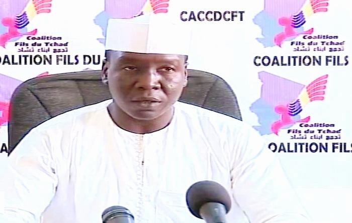 "La coalition ""Fils du Tchad"" salue l'esprit patriotique des syndicats. © DR"