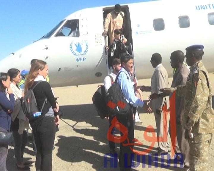 Tchad : une mission de la Banque mondiale à l'Est. © Abba Issa/Alwihda Info