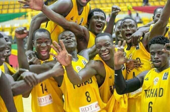 Afrobasket 2021 : le Tchad bat le Gabon pour le tour éliminatoire. © DR
