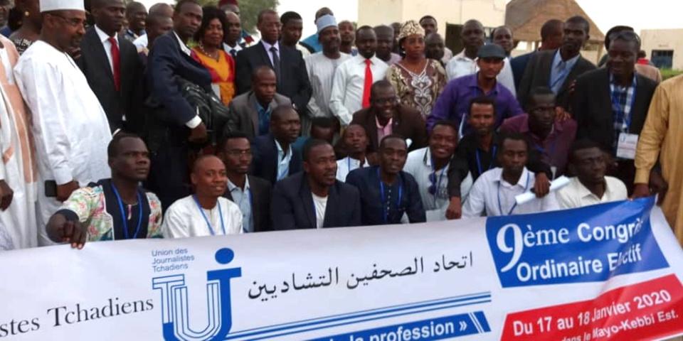Tchad : fin de deux jours de concertations entre les journalistes à Bongor. © Alwihda Info