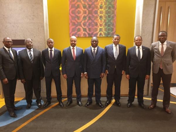 CEMAC : le Tchad défend des projets intégrateurs communs. © DR/Min. Fin. Budget