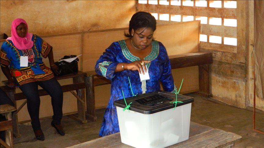 Togo : la CENI a réceptionné 40 220 flacons d'encres indélébiles pour le scrutin présidentiel. ©DR