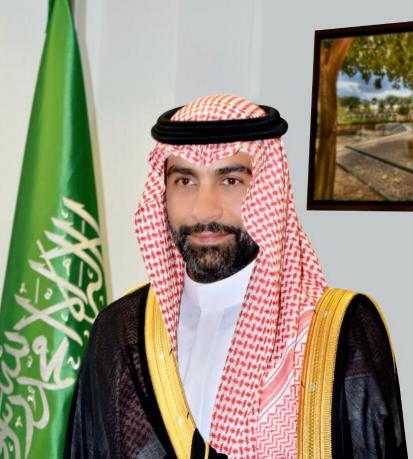 Fahd Abdulmohsan Al-Rasheed, the President of the Royal Commission of Riyadh City (© AETOSWire)
