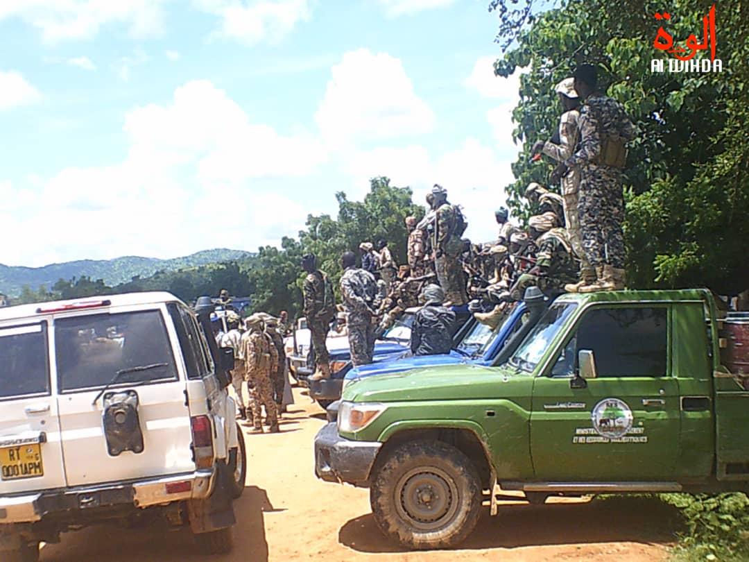 Tchad : la cérémonie marquant la fin de l'état d'urgence reportée à samedi à l'Est