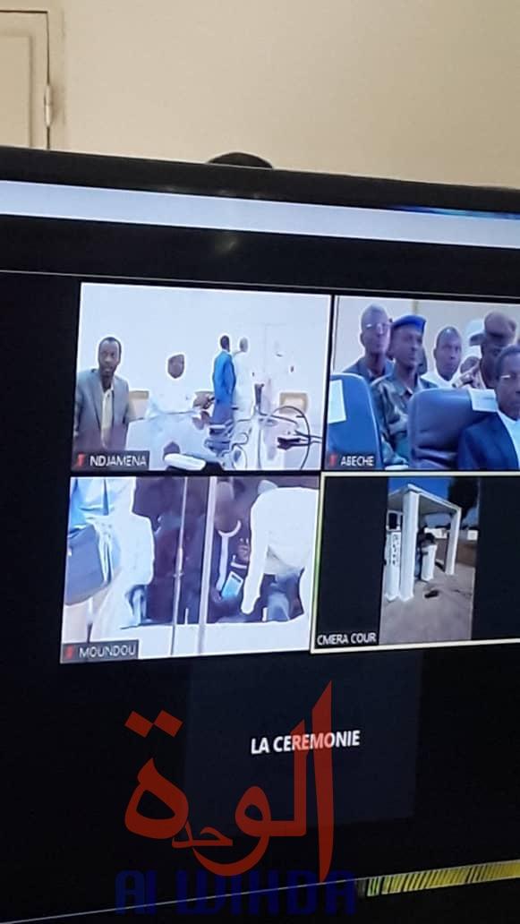 Tchad : les services de l'ANATS lancés en province. © Abba Issa/Alwihda Info