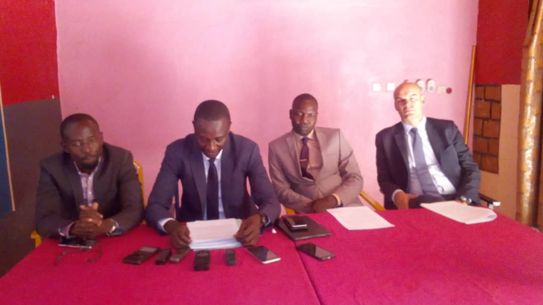 "Tchad : affaire Martin Inoua Doulguet, une ""situation préoccupante"" (avocats). © Alwihda Info"