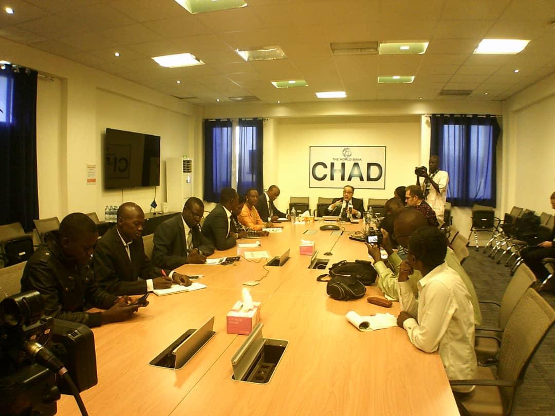Tchad : l'accroissement du seuil de développement espéré avec le don de la BM. © Mahamat Abdramane/Alwihda Info