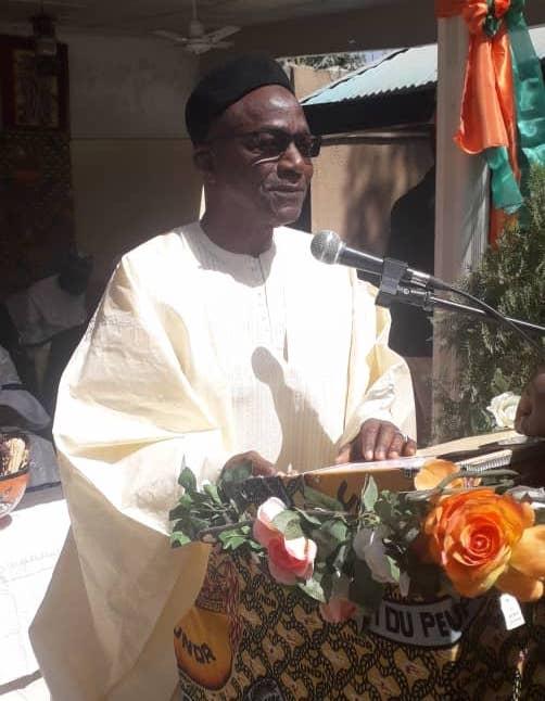 """Tchad : """"les hommes qui gouvernent sont au bout de leurs capacités"""", Kebzabo. © Djibrine Haïdar/Alwihda Info"""