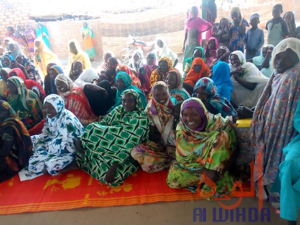 Tchad : un programme pour renforcer l'alphabétisation à Eref. © Saleh Assan Rahma/Alwihda Info