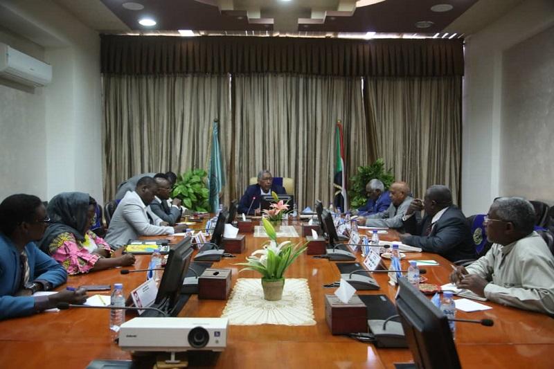 Tchad-Soudan : des projets communs dans le domaine minier envisagés. © DR/SNA