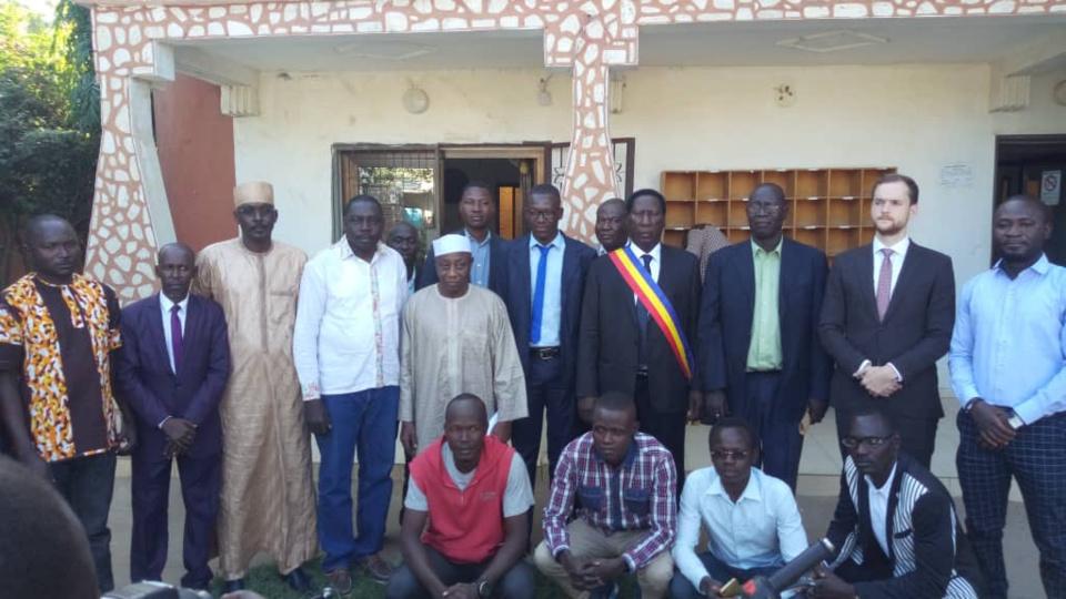 Tchad : les journalistes s'organisent pour la couverture médiatique des élections